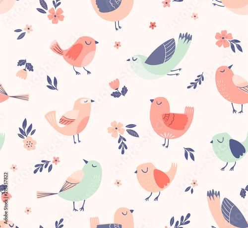 roznokolorowa-grupa-ptakow-na-rozowym-tle