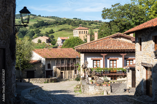 Spanien - Kantabrien - Santillana Del Mar