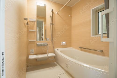 Obraz na plátně 住宅のお風呂
