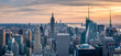 Panorama von Manhattan - New York City