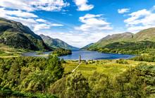 Loch Shiel - Glenfinnan, Scotl...