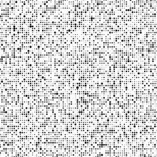 Halftone Pattern. Corrupted Code. Glitch Background. Computer Virus. Gradient Design Background. Particle Virus. Vector Illustration.