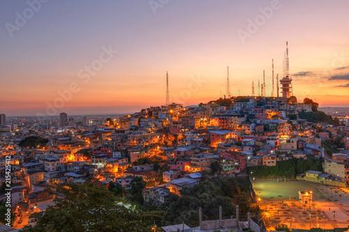 Foto op Plexiglas Zuid-Amerika land Guayaquil, Ecuador