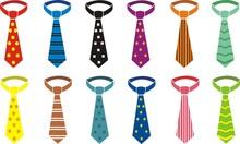 Collection Of Tie Design Motif...