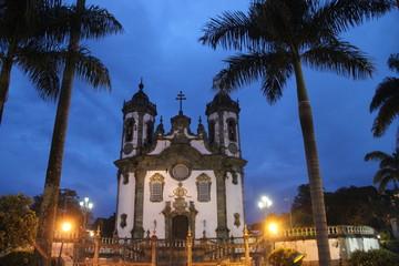 Fototapeta na wymiar São João Del Rei - Minas Gerais - Brazil