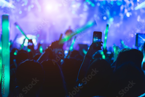 Event people live video festival music concert - 215466482