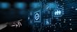 canvas print picture - Standard Quality Control Certification Assurance Guarantee Internet Business Technology Concept