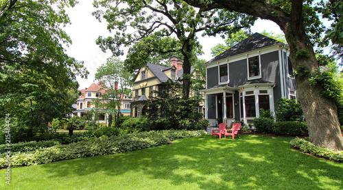 Fotografia USA / Chicago - House in Oak park village