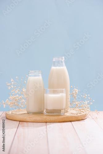 Fotografie, Obraz Dairy products