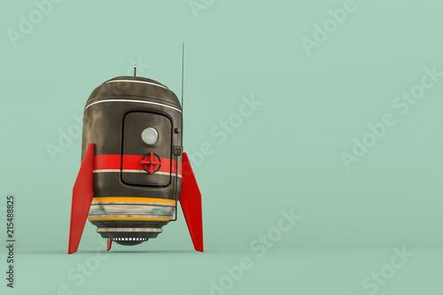 Fotografia space capsule