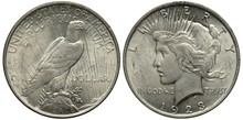 United States Silver Coin 1 On...
