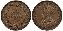 Canada Canadian Coin 1 One Cen...