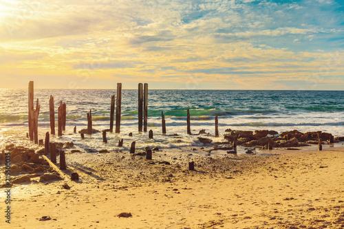Foto op Aluminium Oceanië Port Willunga Beach, Adelaide