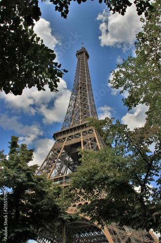 Tour Eiffel. Poster