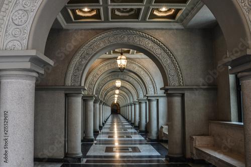 Photo Simmetrie architetturali
