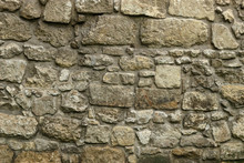 The Texture Is An Old Stone Wall