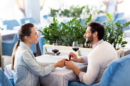 saying yes to a date