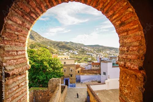 Fototapeta Chefchaouen, Morocco