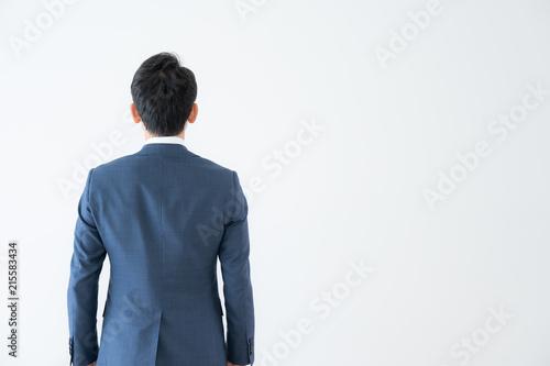 Fotografie, Obraz ビジネスマン 背中