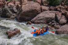 Royal Gorge Whitewater Rafting
