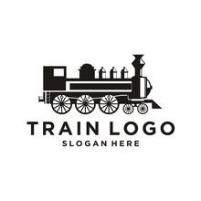 Train Logo Design