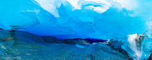 Blue Ice Cave Of Svartisen Gla...