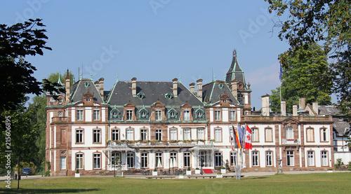 Château de Pourtales à la Robertsau, Strasbourg, France #215606895
