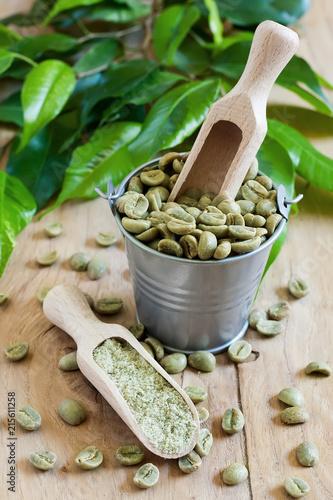 Café en grains Green coffee