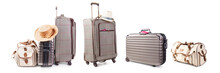 Suitcase And Bag Set