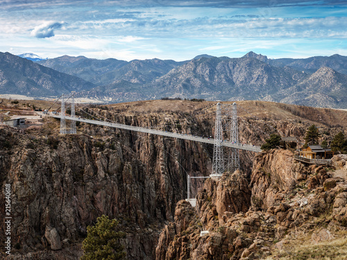 Photo Royal Gorge Bridge, Colorado, USA