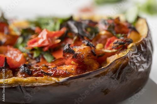 gefüllte aubergine türkisch