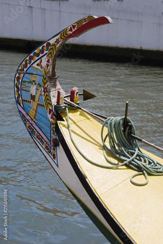 Fotografie, Obraz  Proa de barco com âncora