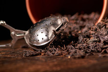 Picture Of The Tea Strainer Wi...