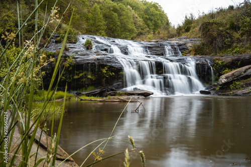 Waterfall in Pickens County, South Carolina