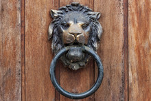 Old Knocker In The Form Of A L...