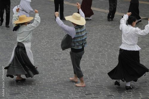 Fotografía  Baile portugués