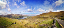 Landscape With Glanmore Lake.F...