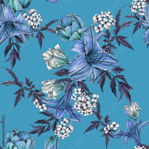 kwiatowy-wzor-z-akwarela-tulipany-lilie-i-kwiat-jasminu