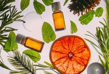 Aromatherapy Tools, Bottles Wi...