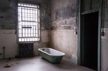 Alcatraz Island - Hydrotherapy