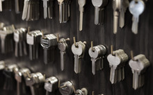 Several Keys Type Such As Hous...