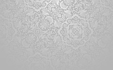 Elegant Floral Vector Backgrou...