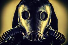 Close Up Portrait Of Nuclear P...