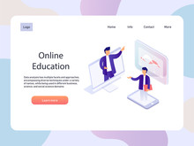 Online Webinar. Education Isom...