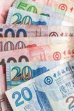 Hong Kong Dollars Banknotes Cl...