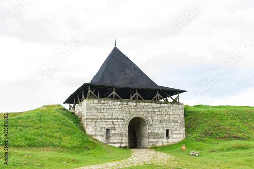 Foto  Old stone fortress