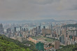 Happy Valley Racecourse and Causeway Bay