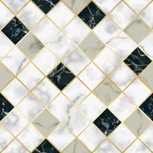 Marble Luxury Geometric Seamle...