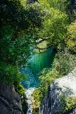 Adonis Baths Water Falls, Cypr