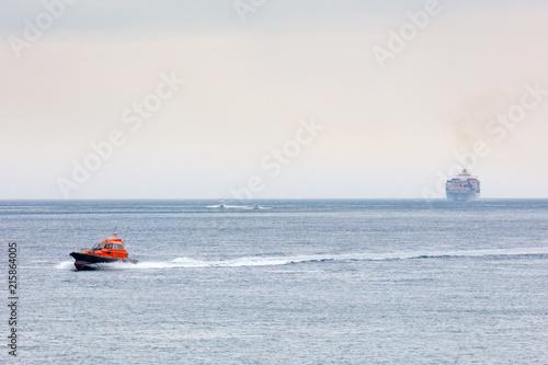 Foto op Aluminium Oceanië Port Philip Pilot Boat